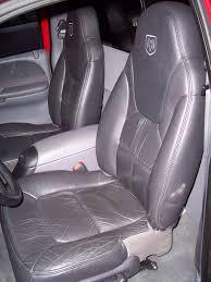 2000 Dodge Dakota Interior 2000 Durango Front Leather Seats Setup For A Dakota Dakota