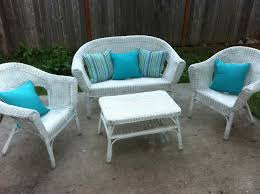 not so shabby shabby chic patio furniture face lift