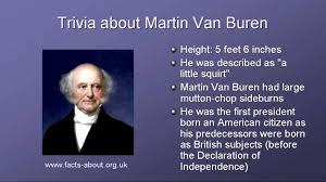 george h w bush date of birth president martin van buren biography us presidents pinterest