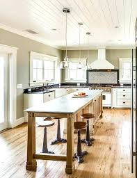 narrow kitchen with island brilliant narrow kitchen islands island ideas regarding with