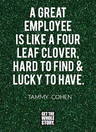 st s day quote for employee recognition by tammycohen