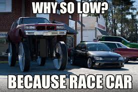 Funny Car Memes - the 25 funniest because race car memes complex