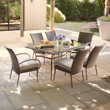 patio furniture 7 piece dining set furniture design ideas