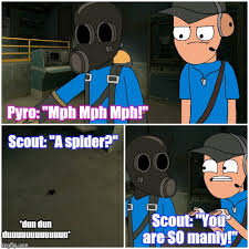 Team Fortress 2 Memes - a spider piemations imgflip