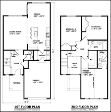 two storey residential floor plan contemporary two story residence floor plans contemporary medium