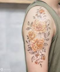 25 unique yellow rose tattoos ideas on pinterest tattoo rose