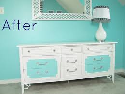 silver lining decor nursery dresser before and after silver lining decor