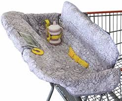 Bag High Chair Amazon Com Shopping Cart Cover For Baby Or Toddler 2 In 1 High
