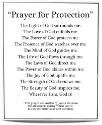 white light protection prayer prayer for protection even a like me