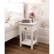 Sophia Open Shabby Chic Bedside Table Works Well Alongside Our