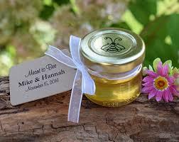 honey jar wedding favors honey favors 1 ounce jars honey wedding favor bridal shower