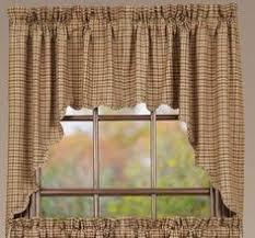 Primitive Swag Curtains Burlap Swag Curtains Swag Curtains Primitive And