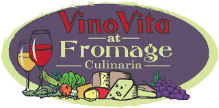cartoon wine and cheese vino vita at fromage culinaria wine cheese small plates