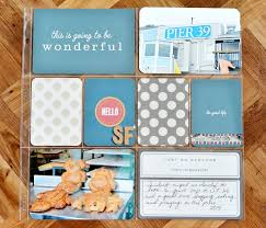 travel photo albums project dear lizzy 5th frolic and vintage travel kit a