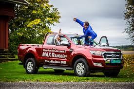 ranger ford 2017 norvegai su u201eford ranger u201c pasiekė ekonomiškumo pasaulio rekordą