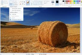 how to make a background transparent in paint and paint 3d