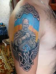 ukrainian tryzub tattoo ukraine pinterest tattoo trident