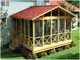 Covered Backyard Patio Ideas Extended Patio Ideas After Photo Showing Pergola Covered Porch