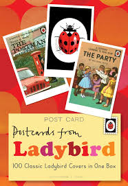 postcards from ladybird 100 classic ladybird covers in one box