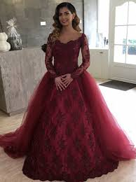 quinceanera dresses gown illusion bateau burgundy quinceanera dress with