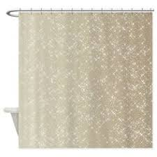 gatsby gold shower curtain contemporary shower curtains home