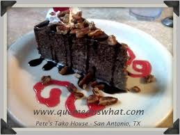 chocolate tres leches cake u2022 qué means what