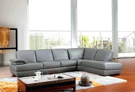 Sectional Sofas Bay Area U Modern Leather Grey Sectional Sofa Square Sectionals Near