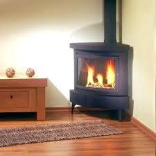 corner gas fireplace ideas white ventless logs smell fir gas fireplace