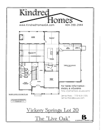 vickery springs homes u2014 kindred homes residential home builders