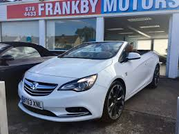 opel cascada 2013 vauxhall cascada 2 0 elite cdti s s 2dr for sale in wirral