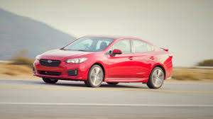 2017 subaru impreza hatchback red 2017 subaru impreza reviewed and driven driving sports tv