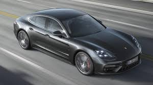 Porsche Panamera Manual - five cars slower around the ring than the new porsche panamera