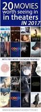 since last year i u0027ve mulled over the list of 2017 movies you may