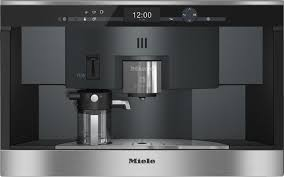 nespresso coffee miele cva 6431 built in coffee machine