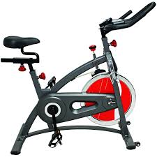 chain drive indoor cycling trainer exercise bike by sunny health
