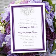 Purple And Silver Wedding Invitations Wedding Invitations Templates Purple And Blue Matik For