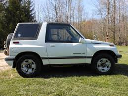 1995 Geo Tracker Lsi Great Lakes 4x4 The Largest Offroad Forum