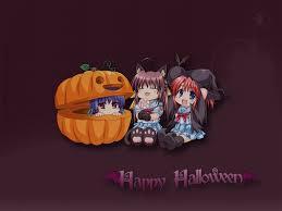 cute halloween desktop backgrounds wallpapersafari