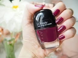 l o v lovinity long lasting nail lacquer 210 alluring amethyst