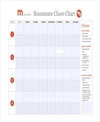 9 chore chart templates in pdf free u0026 premium templates