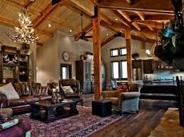 Tall Timber Barn Design That Doesn U0027t Horse Around Luxury Barn Living Photos