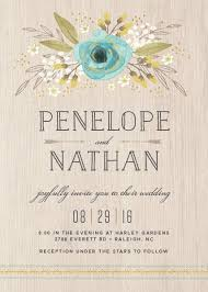 rustic wedding invitation rustic wedding invitations with free customization elli