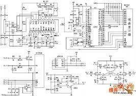 wiring diagram single phase electronic energy meter circuit