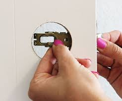 home depot door knobs interior how to install a door knob the home depot