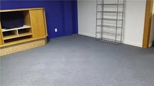 Carpet Tiles In Basement Ayers Basement Systems Basement Waterproofing Photo Album