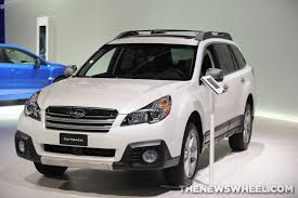 first gen subaru outback 2014 subaru outback overview the news wheel