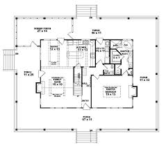 one country house plans 654063 one and a half 3 bedroom 2 5 bath country style