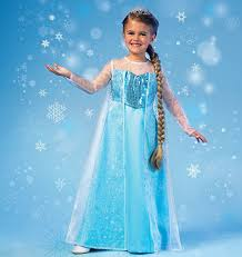 5 Costumes Halloween Gonna Sew Elsa Costume 5 Tips Cafemom Mobile