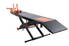 Motorcycle Lift Table by Air Lift Table Ebay