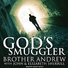 free audio book download god u0027s smuggler by brother andrew the